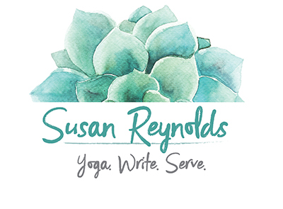 Yoga. Write. Serve.